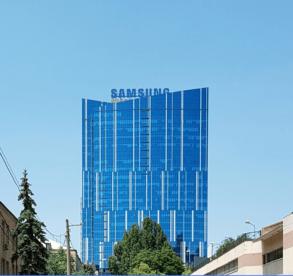 Офісне приміщення «Samsung»