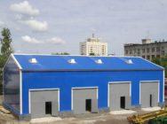 быстровозводимые ангары и другие здания