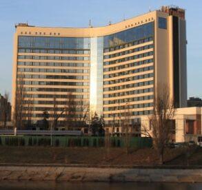 Реконструкция отеля «Славутич»