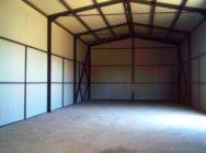 (RU) Строительство складских помещений