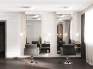 дизайн и ремонт салонов красоты и парикмахерских