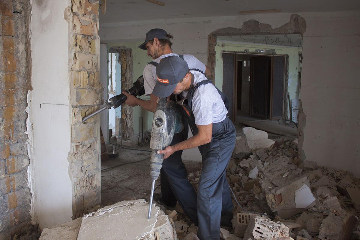 ремонт гостиниц и отелей под ключ