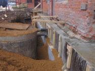укрепление каменного, кирпичного, ленточного фундаментов
