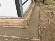 (RU) укрепление грунта под фундаментом