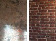 ремонт / відновлення кирпичної кладки