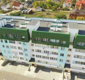 Строительство жилого дома г. Киев
