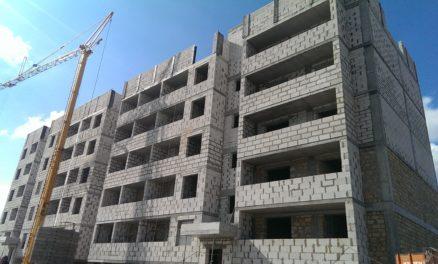 будівництво житлового будинку