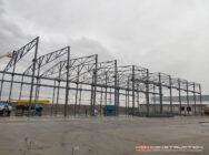 Строительство временных зданий