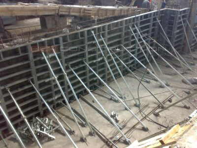 Реконструкция труболитейного цеха