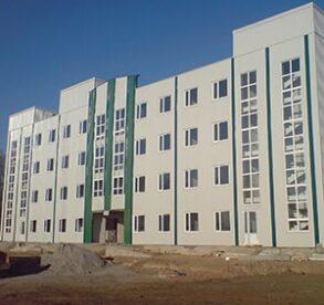 Административное здание (АВК-3)