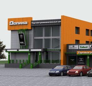 ТРЦ «Долинська» (проектування)