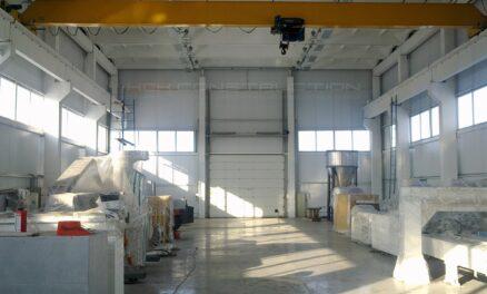 Строительство производственного цеха