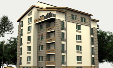 Проектирование и строительство многоквартирного жилого дома