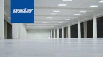 Промислова підлога UZIN: історія ТМ та де приміняється