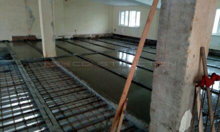 реконструкция производственно технического корпуса