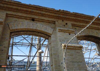 Реконструкция здания памятника архитектуры