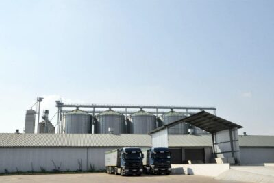 Строительство зернохранилищ под ключ