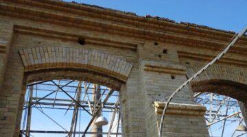 Реставрация фасада: этапы робот