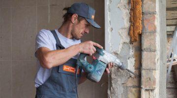 Демонтаж бетона: виды и особенности работ