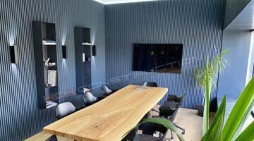 Дизайн офісів: розробка проектів інтер'єру